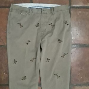 POLO Ralph Lauren duck embroidered Bedford chinos